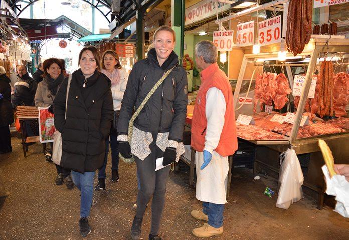 Culinair Thessaloniki | bezoek de Griekse markt