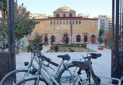 Let's Meet in Thessaloniki - fietstour